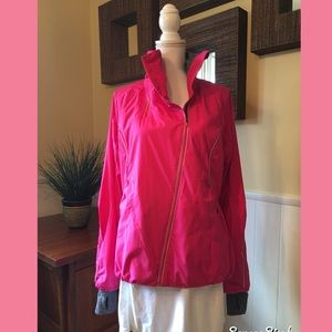 Lululemon Run Inspire Jacket Pink